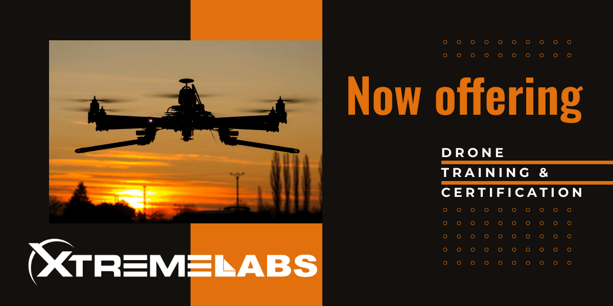 Now Offering Drone Training | XtremeLabs, LLC