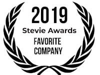 2019 Stevie Awards Favorite Company
