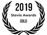 2019 Stevie Awards Gold