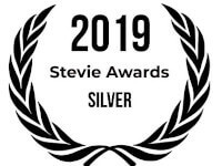 2019 Stevie Awards Silver