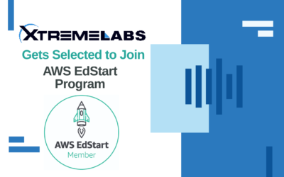 XtremeLabs Gets Selected to Join AWS EdStart Program