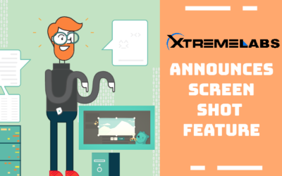 XtremeLabs Announces New Screenshot Feature
