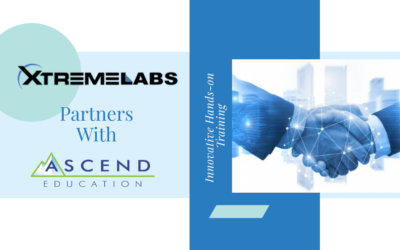 XtremeLabs Partners with Ascend Education to Launch Innovative Training Solutions for the Academic Community!