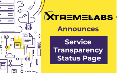 XtremeLabs announce Service Transparency Status