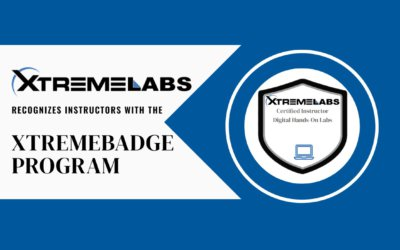 XtremeLabs Recognizes Instructors with the XtremeBadge Program