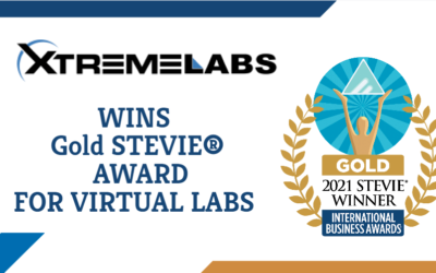 XtremeLabs WINS Gold STEVIE® AWARD IN 2021 INTERNATIONAL BUSINESS AWARDS®