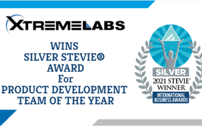 XtremeLabs WINS Second Silver STEVIE® AWARD IN 2021 INTERNATIONAL BUSINESS AWARDS®